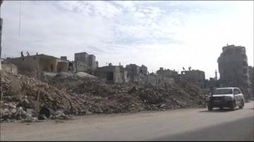 Nalot na meczet nieopodal Aleppo. 42 ofiary śmiertelne