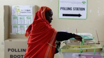 08-08-2017 06:55 Kenijczycy wybierają głowę państwa i parlament. Na ulicach ponad 150 tys. policjantów