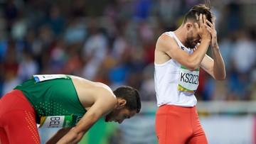 """14-08-2016 07:04 Kszczot miał walczyć o medal, a nie awansował do finału. """"Nie potrafię tego wytłumaczyć"""""""