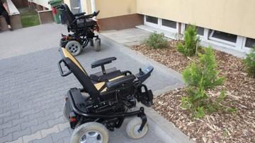 29-07-2016 15:18 Igor odzyskał skradzione wózki inwalidzkie. W ciągu dwóch miesięcy ukradziono mu dwa