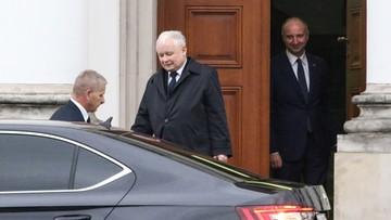 """""""Daleko idące różnice zdań"""". Prezes PiS o rozmowach z prezydentem na temat sądownictwa"""