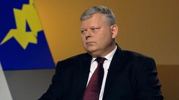 14-04-2016 22:36 Wpadka posła PiS. Zobacz, jak skomentował słowa Jarosława Kaczyńskiego