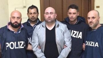 18-04-2016 14:30 Zgubiła go pizza. Mafijny boss wpadł w ręce policji