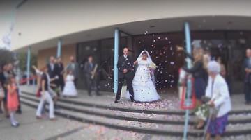 Okradzeni na własnym weselu
