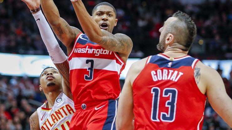 NBA: Efektowna wygrana Wizards! Gortat i spółka odprawili Rakiety