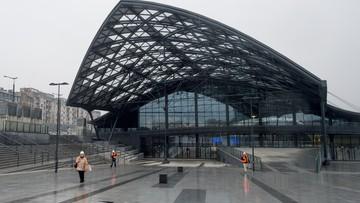11 grudnia z nowego dworca Łódź Fabryczna odjadą pierwsze pociągi