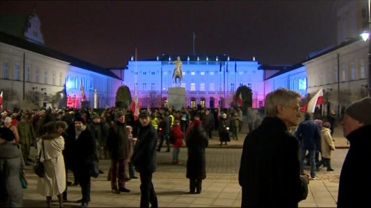 """PiS planuje """"marsz miliona"""" w rocznicę katastrofy smoleńskiej"""