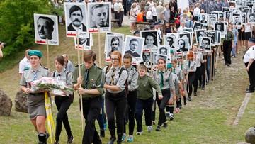 17-07-2016 17:46 O pamięć i prawdę apelowali uczestnicy uroczystości w 71. rocznicę obławy augustowskiej