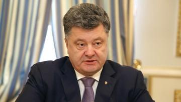 22-03-2016 15:52 Poroszenko proponuje wymianę Sawczenko na 2 rosyjskich wojskowych