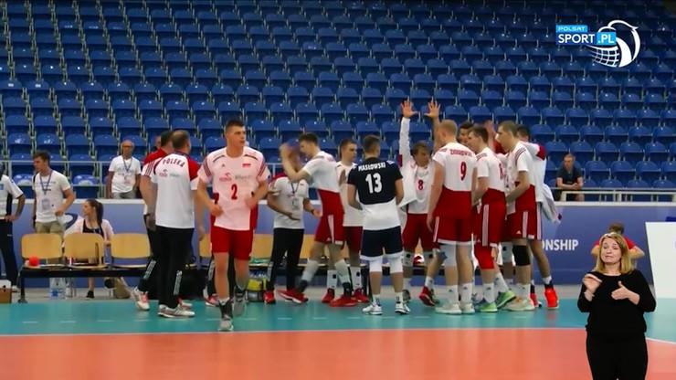 Trener Pawlik o polskich siatkarzach: To są charakterni chłopcy