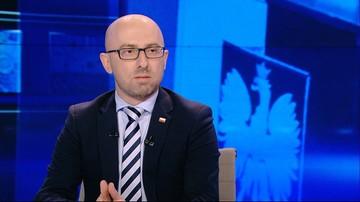 Łapiński o informacji dotyczącej ekshumacji ofiar katastrofy smoleńskiej