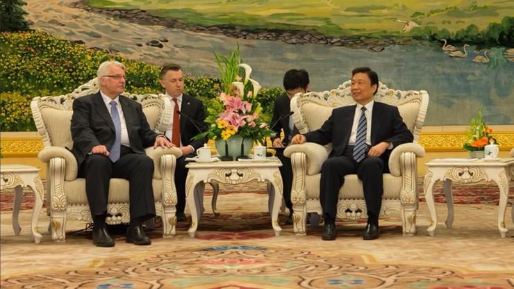 Szef MSZ w Chinach: możliwości współpracy są nieograniczone