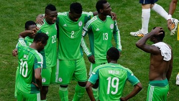 2017-12-12 El. MŚ 2018: Nigeria ukarana walkowerem!