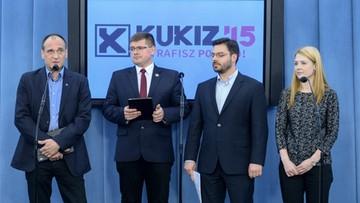 17-12-2015 14:29 Kukiz'15 chce zmian w konstytucji dotyczących TK