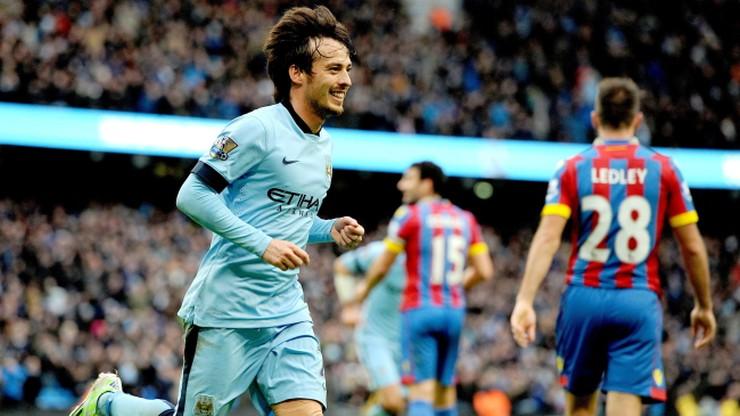 Nie ma Aguero, jest Silva. City dogoniło Chelsea