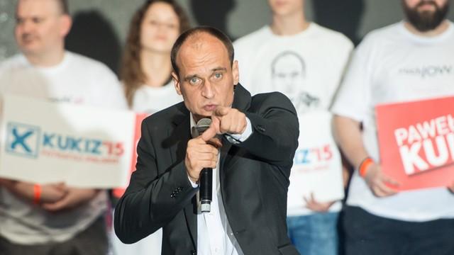 Kukiz chce kontroli obywateli nad państwem i jego finansami