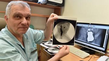 15-12-2015 20:00 Nowatorski zabieg krakowskich chirurgów. Uchronili niemowlę przed kalectwem
