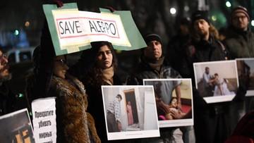 27-11-2016 10:56 Ponad czterystu cywilów uciekło z Aleppo