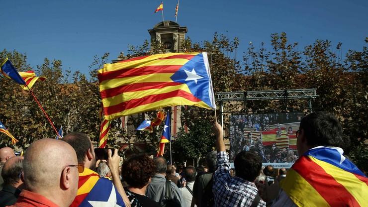 Madryt skarży do trybunału niepodległościową rezolucję parlamentu Katalonii