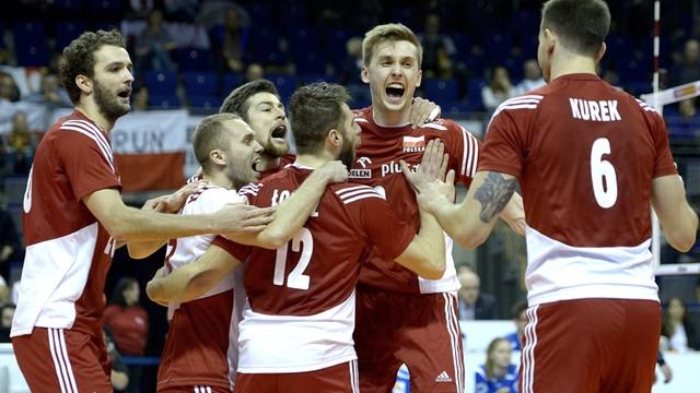 Polska - Serbia 3:1 w turnieju kwalifikacyjnym siatkarzy w Berlinie