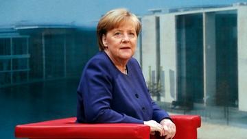 """16-07-2017 21:27 """"Jeśli wygram, to pozostanę przez cztery lata na stanowisku kanclerza"""". Deklaracja Merkel"""