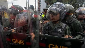 30-03-2017 21:35 Wenezuela: parlament oskarżył prezydenta Maduro o zamach stanu
