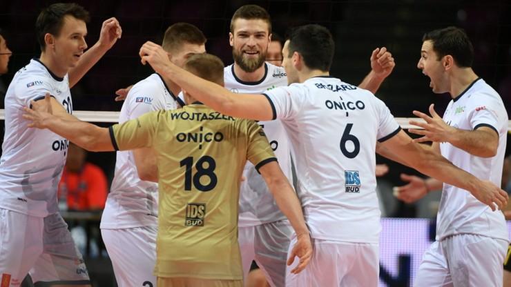 PlusLiga: Onico Warszawa – Cerrad Czarni Radom. Transmisja w Polsacie Sport