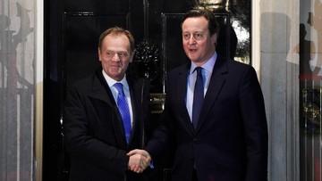 02-02-2016 12:50 Jest projekt porozumienia z Wielką Brytanią. KE zaproponuje ograniczenie świadczeń dla nowych imigrantów