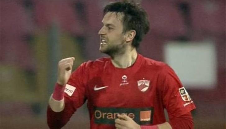 Siódmy gol Kamila Bilińskiego w lidze rumuńskiej