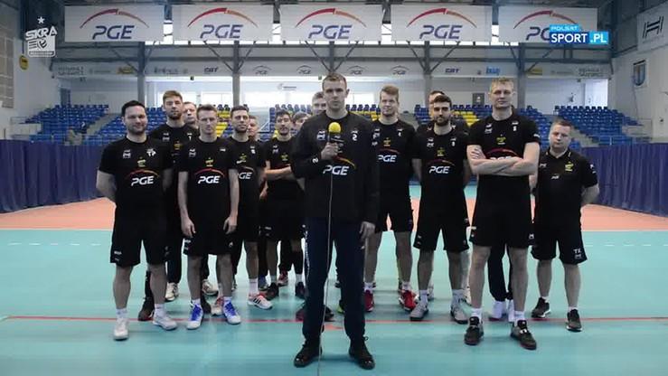 Siatkarze PGE Skry zapraszają na mecz polskich rugbystów