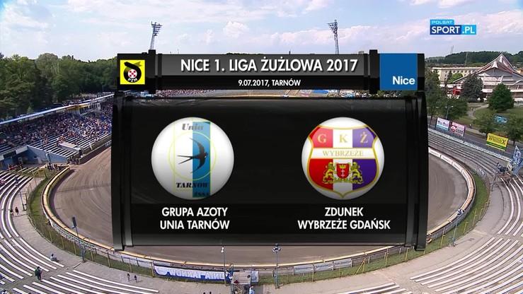 Grupa Azoty Unia Tarnów - Zdunek Wybrzeże Gdańsk 53:37. Skrót meczu