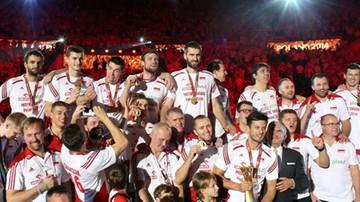 2015-09-21 Złoty sen: Minął dokładnie rok! Polska mistrzem świata