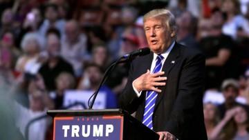09-10-2016 19:27 Trump i seks w trójkącie. Pikantne szczegóły z życia kandydata na prezydenta USA