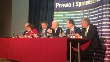 """28-01-2017 20:40 Prezes PiS: bawi mnie okrzyk """"precz z kaczorem dyktatorem"""""""