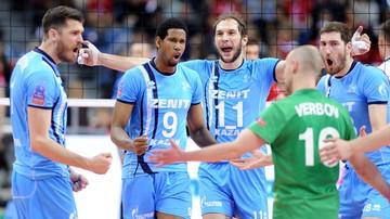 2017-04-13 Liga Mistrzów: Zenit Kazań i Cucine Lube Civitanova w Final Four