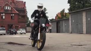 Wielki sukces polskich studentów. Elektryczny motocykl wygrał prestiżowy konkurs