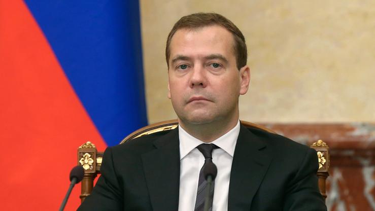 Miedwiediew: Rosja walczy w Syrii nie w obronie Asada, lecz przeciw terrorystom