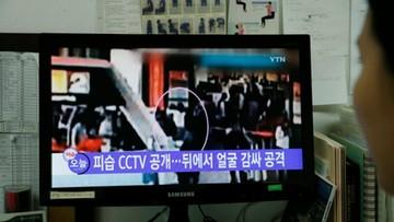 22-02-2017 12:50 Instytut z Korei Płn. zamieszany w zabójstwo Kim Dzong Nama