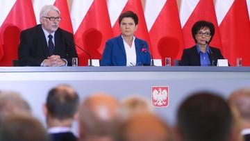 07-09-2017 10:46 Premier Szydło: nie ma mowy o Polexicie