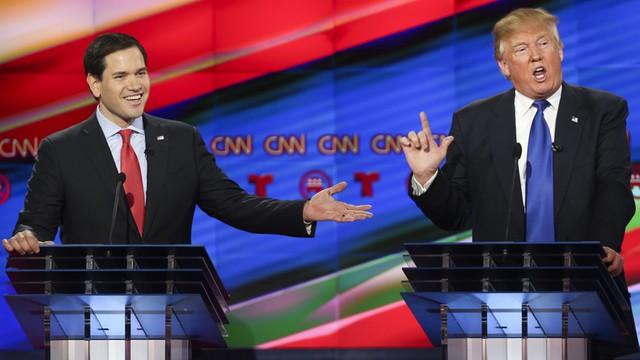 Konkurent zarzuca Donaldowi Trumpowi, że zatrudniał na czarno Polaków