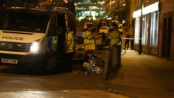 23-05-2017 08:04 Eksplozja w hali Manchester Arena. Wzrosła liczba ofiar. Zamachowiec zginął w wybuchu