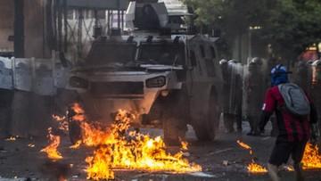 27-07-2017 07:03 Rośnie tragiczny bilans zamieszek w Wenezueli
