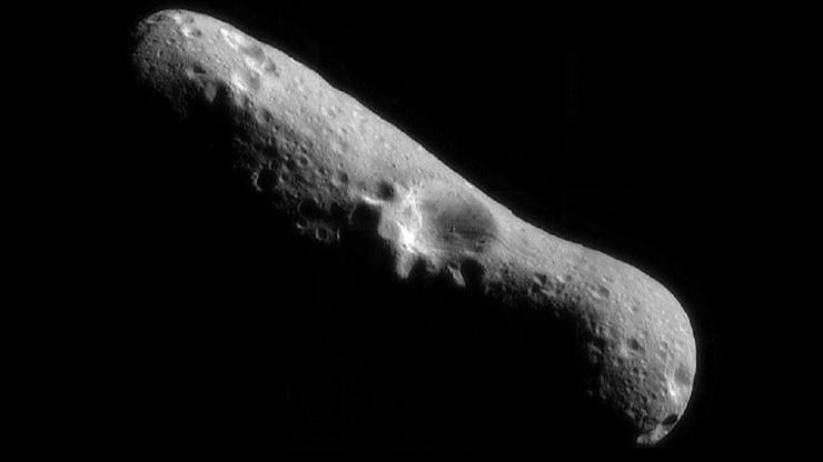 Asteroida zamiast wigilijnej gwiazdki. Przeleci w pobliżu Ziemi