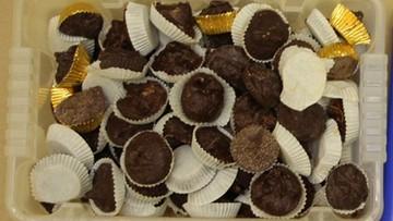 13-08-2017 16:26 Diler-cukiernik. Upiekł 142 ciastka z haszyszem