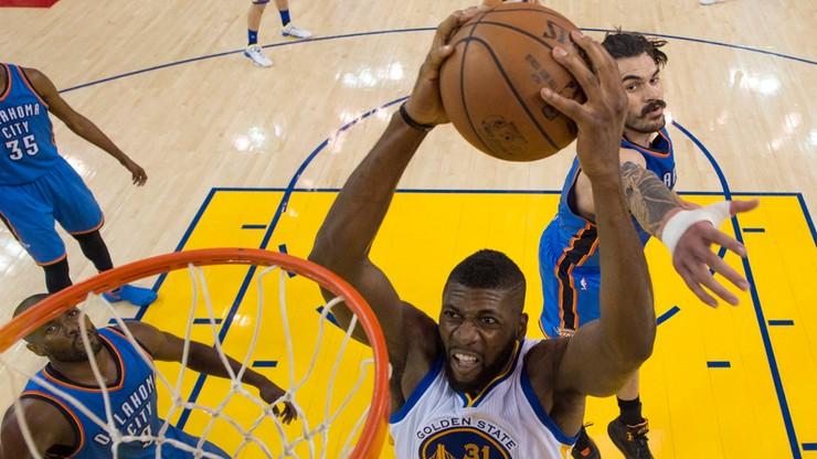 NBA: Warriors wyrównali stan rywalizacji