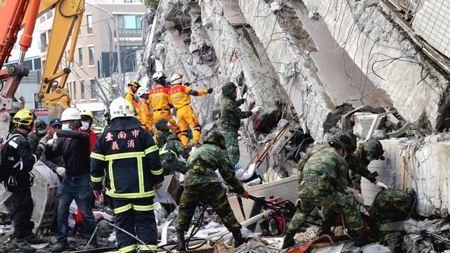 Tajwan: 116 ofiar trzęsienia ziemi. Zakończono poszukiwania