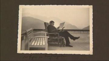 Album z prywatnymi zdjęciami Hitlera na aukcji