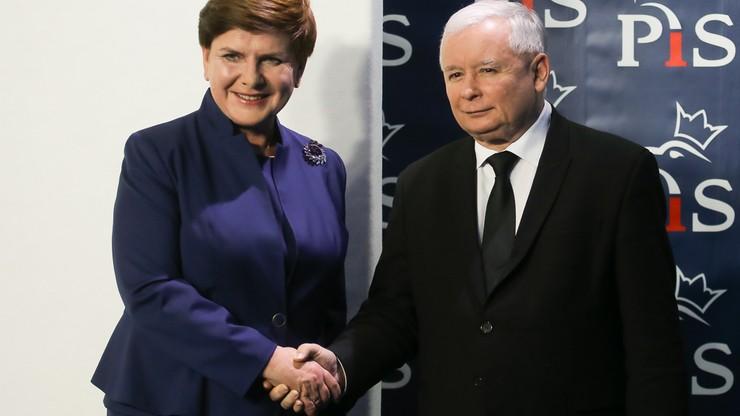 Po ujawnieniu składu rządu PiS złoty się umocnił. Kaczyński: Polska zyska w oczach inwestorów