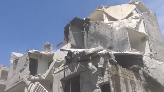 Syria: USA i ONZ potępiają naloty na szpital w Aleppo