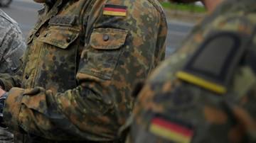 31-08-2016 16:40 Niemiecki rząd obawia się islamistów w Bundeswehrze